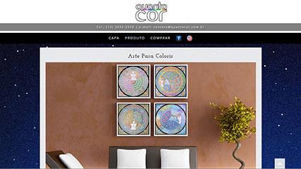 Quanta Cor - Arte p/ colorir
